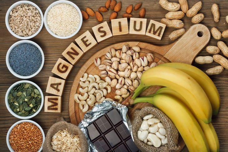 magnesium i poolen